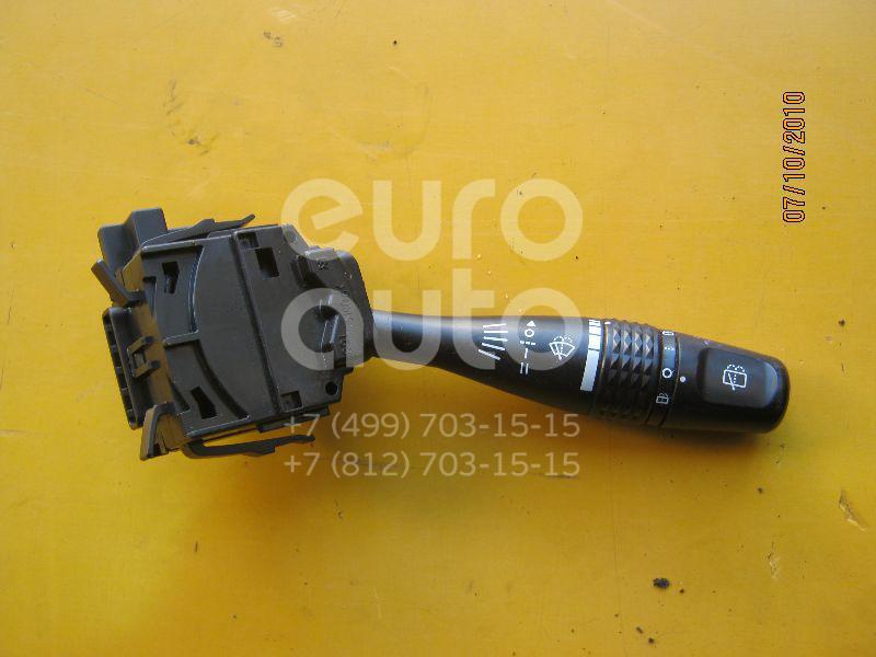 Переключатель стеклоочистителей для Mitsubishi Pajero/Montero III (V6, V7) 2000-2006 - Фото №1
