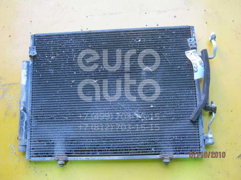 Радиатор кондиционера (конденсер) для Mitsubishi Pajero/Montero III (V6, V7) 2000-2006 - Фото №1
