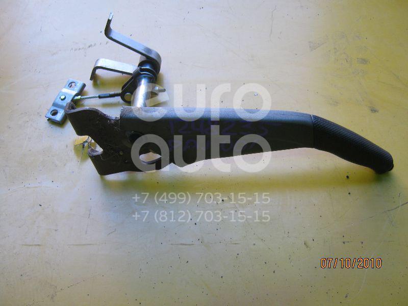 Рычаг стояночного тормоза для Mitsubishi Pajero/Montero III (V6, V7) 2000-2006 - Фото №1