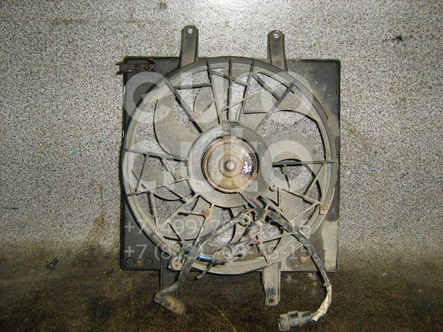 Вентилятор радиатора для Hyundai Pony/Excel 1990-1995 - Фото №1