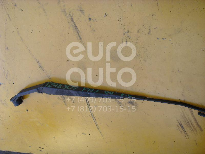 Поводок стеклоочистителя передний левый для Mitsubishi Pajero/Montero III (V6, V7) 2000-2006 - Фото №1