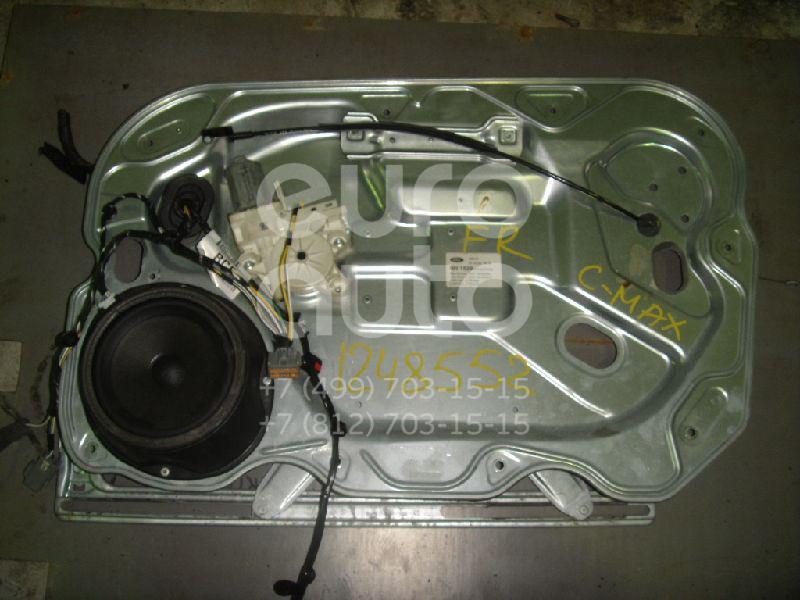Стеклоподъемник электр. передний правый для Ford C-MAX 2003-2011;Focus II 2005-2008;Focus II 2008-2011;Kuga 2008-2012 - Фото №1
