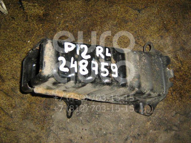 Кронштейн заднего бампера левый для Nissan Primera P12E 2002> - Фото №1