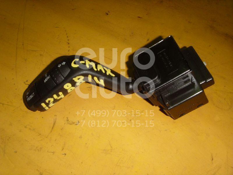 Переключатель поворотов подрулевой для Ford C-MAX 2003-2011 - Фото №1