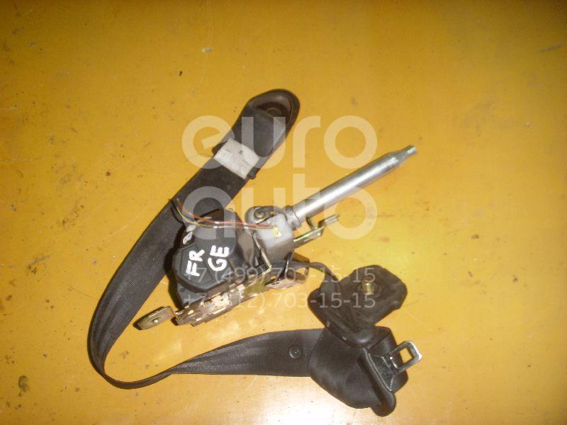 Ремень безопасности с пиропатроном для Mazda 626 (GE) 1992-1997 - Фото №1