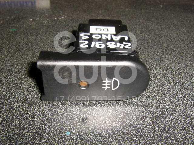 Кнопка противотуманки для Chevrolet,Daewoo Lanos 2004-2010;Lanos 1997-2009 - Фото №1