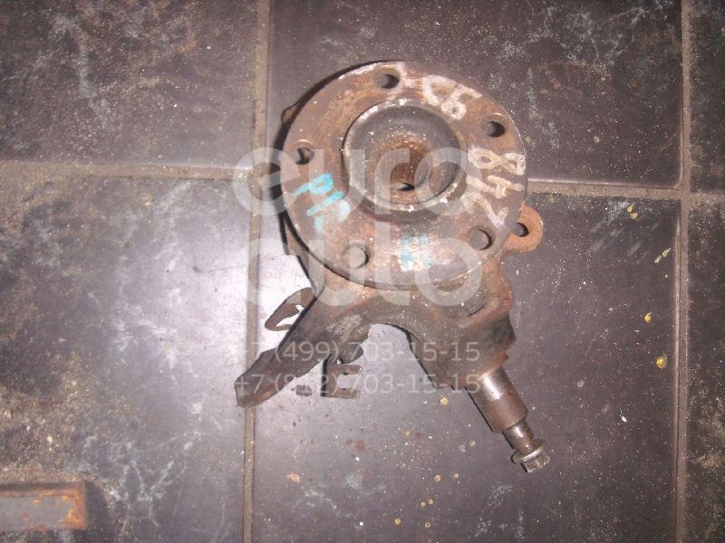 Кулак поворотный передний левый для Nissan Primera P12E 2002> - Фото №1