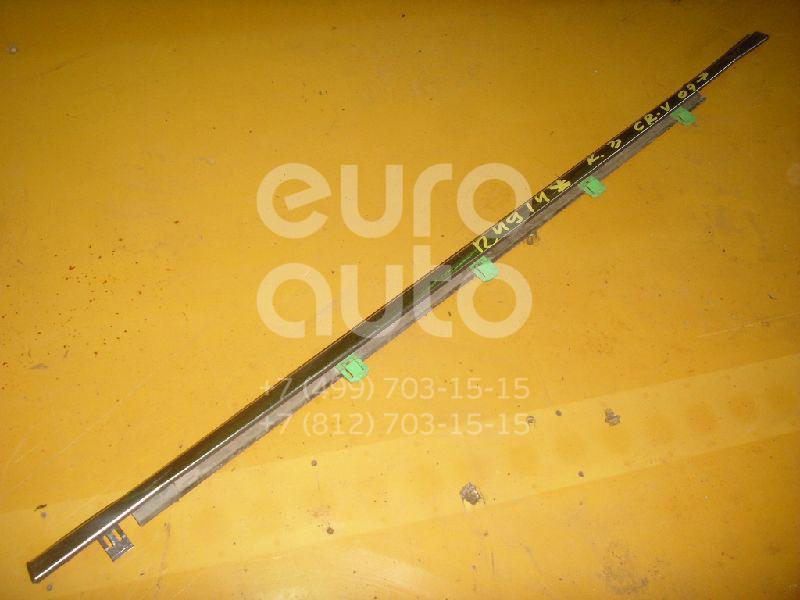 Накладка стекла заднего правого для Honda CR-V 2007-2012 - Фото №1