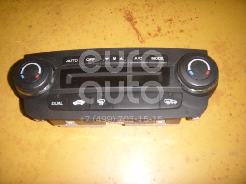Блок управления климатической установкой для Honda CR-V 2007-2012 - Фото №1