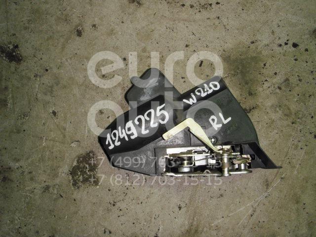 Замок двери задней левой для Mercedes Benz W210 E-Klasse 1995-2000;W202 1993-2000;W210 E-Klasse 2000-2002 - Фото №1