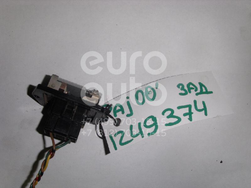 Резистор отопителя для Mitsubishi Pajero/Montero III (V6, V7) 2000-2006 - Фото №1