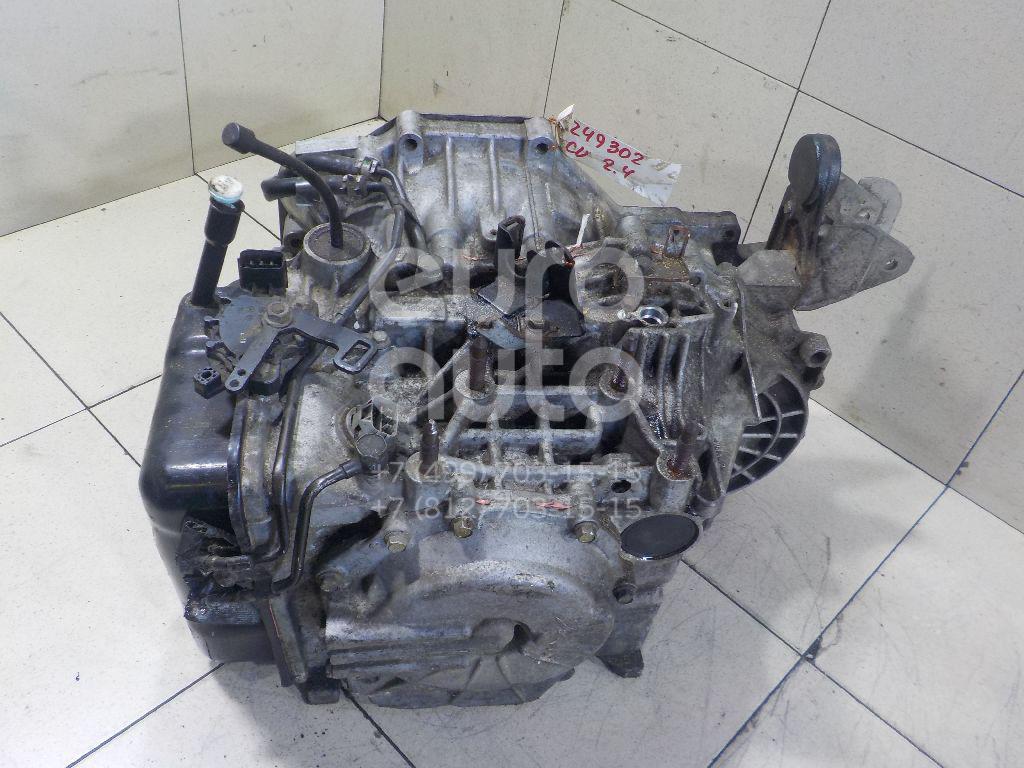 АКПП (автоматическая коробка переключения передач) для Mitsubishi Outlander (CU) 2001-2008 - Фото №1