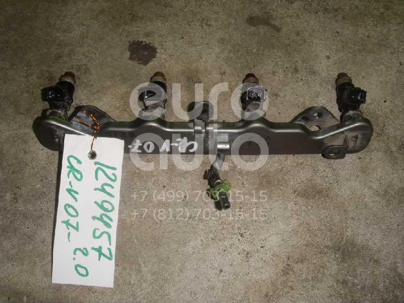 Рейка топливная (рампа) для Honda CR-V 2007-2012 - Фото №1
