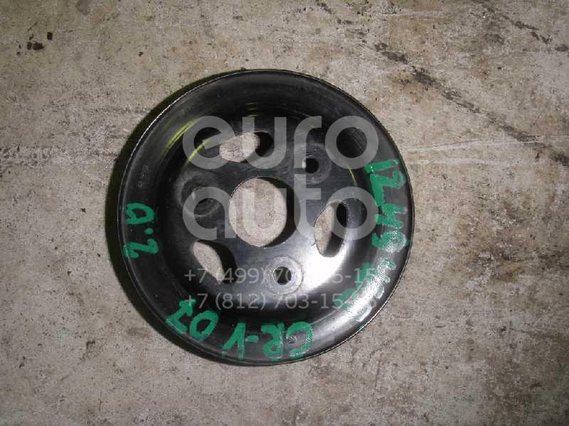 Шкив водяного насоса (помпы) для Honda CR-V 2007-2012 - Фото №1