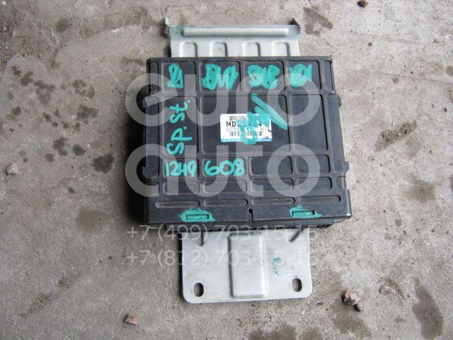 Блок управления двигателем для Mitsubishi Space Star 1998-2004 - Фото №1