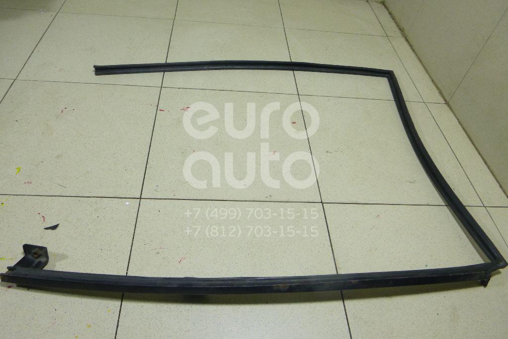 Накладка стекла заднего левого для Mitsubishi L200 (K6,K7) 1996-2006 - Фото №1