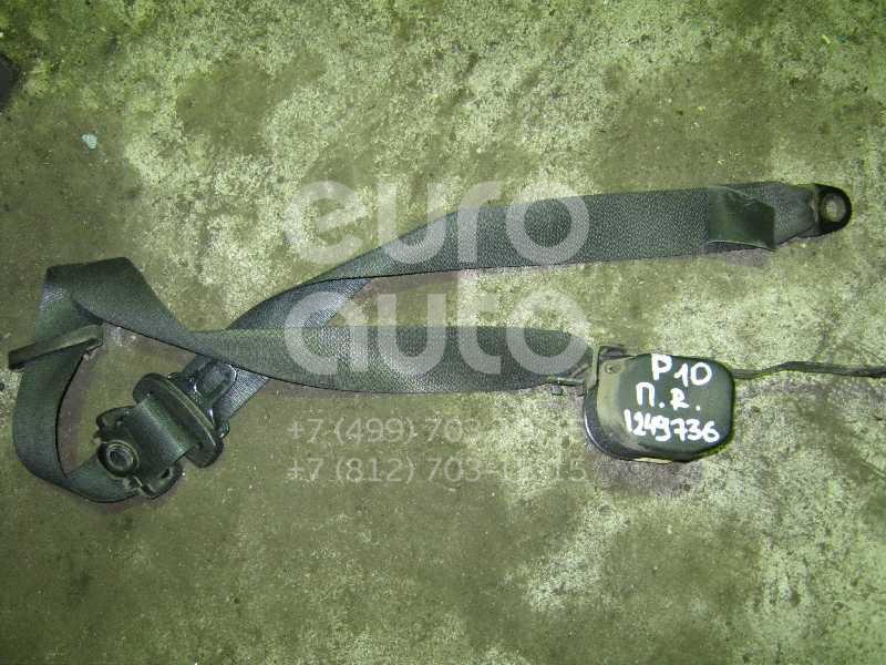 Ремень безопасности для Nissan Primera P10E 1990-1996 - Фото №1