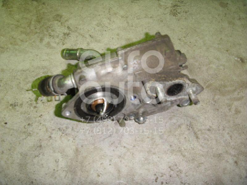 Корпус термостата для Honda CR-V 2007-2012;Civic 4D 2006-2012;FR-V 2005-2010;Accord VIII 2008-2015;Civic 5D 2006-2012 - Фото №1