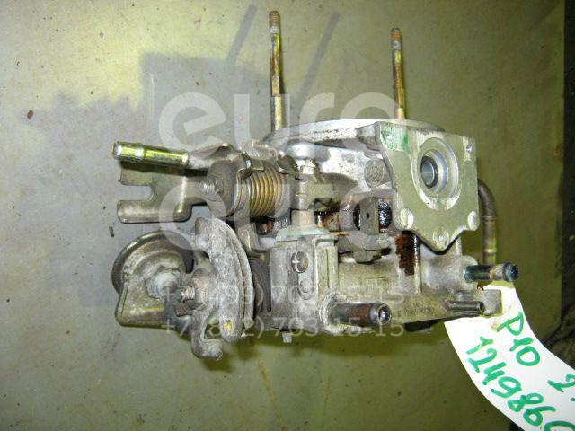 Заслонка дроссельная механическая для Nissan Primera P10E 1990-1996 - Фото №1