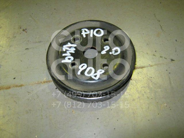 Шкив водяного насоса (помпы) для Nissan Primera P10E 1990-1996;Primera WP11E 1998-2001;Primera P11E 1996-2002;Almera Tino 2000-2006 - Фото №1