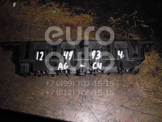 Блок предохранителей для Audi A6 [C4] 1994-1997;100 [C4] 1991-1994;A4 [B5] 1994-2000;A8 1994-1998 - Фото №1
