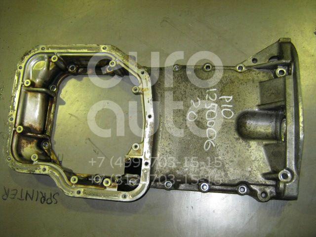 Поддон масляный двигателя для Nissan Primera P10E 1990-1996 - Фото №1