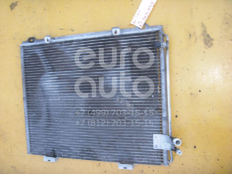 Радиатор кондиционера (конденсер) для Mercedes Benz W210 E-Klasse 1995-2000 - Фото №1