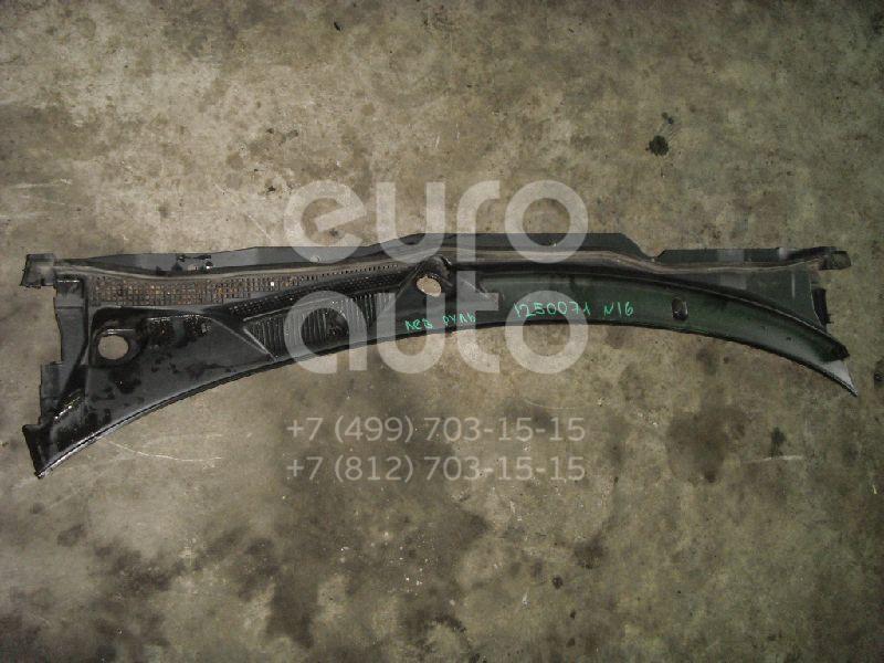 Решетка стеклооч. (планка под лобовое стекло) для Nissan Almera N16 2000-2006 - Фото №1