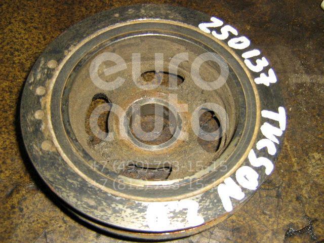 Шкив коленвала для Hyundai Tucson 2004-2010 - Фото №1
