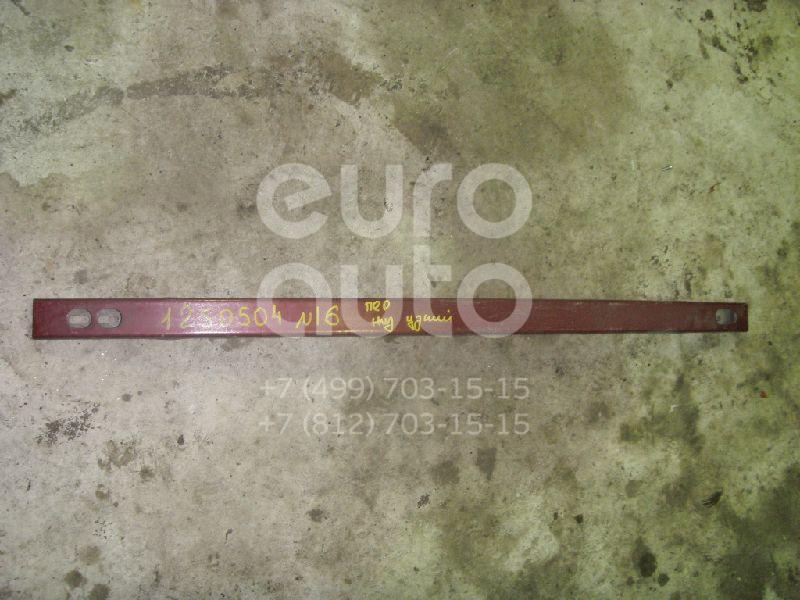 Усилитель переднего бампера для Nissan Almera N16 2000-2006 - Фото №1