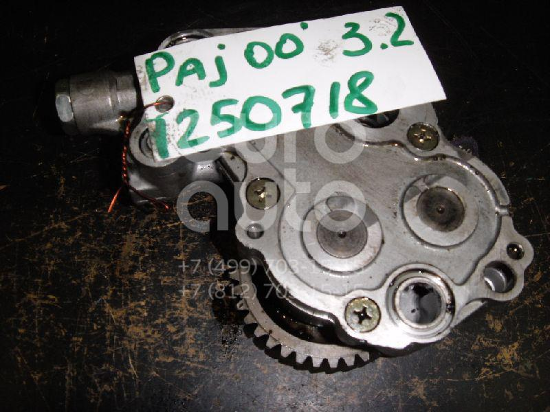 Насос масляный для Mitsubishi Pajero/Montero III (V6, V7) 2000-2006;Pajero/Montero IV (V8, V9) 2007>;Pajero/Montero Sport (KH) 2008-2015 - Фото №1
