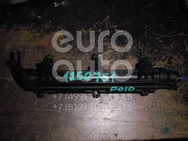 Рейка топливная (рампа) для VW Polo 2001-2009 - Фото №1