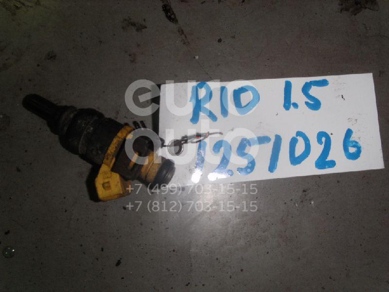Форсунка инжекторная электрическая для Kia RIO 2000-2005 - Фото №1