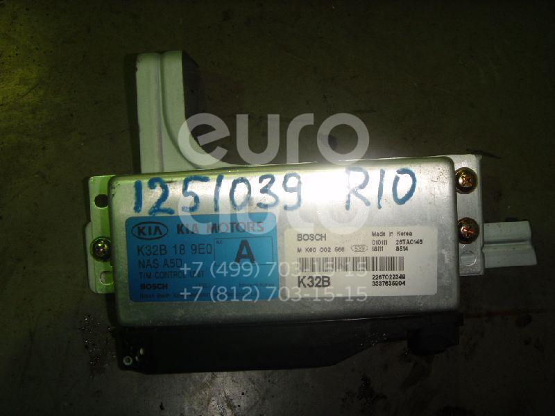 Блок управления АКПП для Kia RIO 2000-2004 - Фото №1