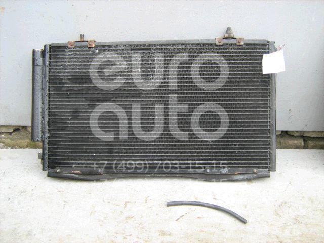 Радиатор кондиционера (конденсер) для Toyota Avensis I 1997-2003 - Фото №1