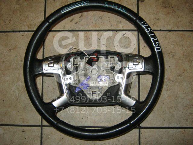 Рулевое колесо для AIR BAG (без AIR BAG) для Ford S-MAX 2006-2015;Mondeo IV 2007-2015 - Фото №1