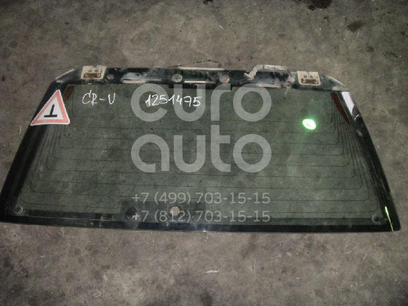 Стекло заднее для Honda CR-V 1996-2002 - Фото №1