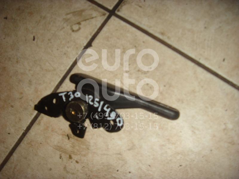Ручка открывания лючка бензобака для Nissan X-Trail (T30) 2001-2006 - Фото №1