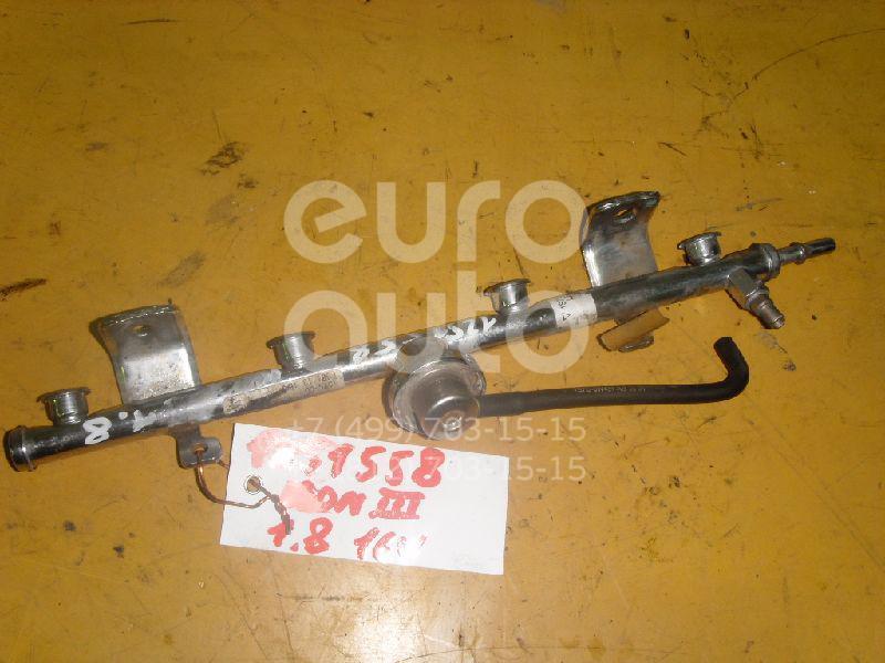 Рейка топливная (рампа) для Ford Mondeo III 2000-2007;Focus II 2005-2008 - Фото №1