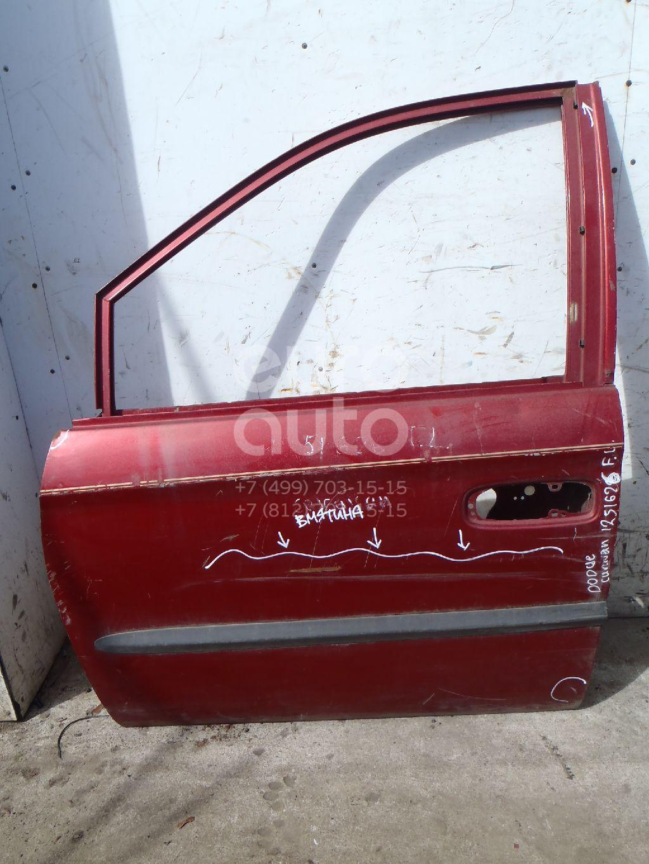 Дверь передняя левая для Chrysler Voyager/Caravan (RG) 2001-2008 - Фото №1