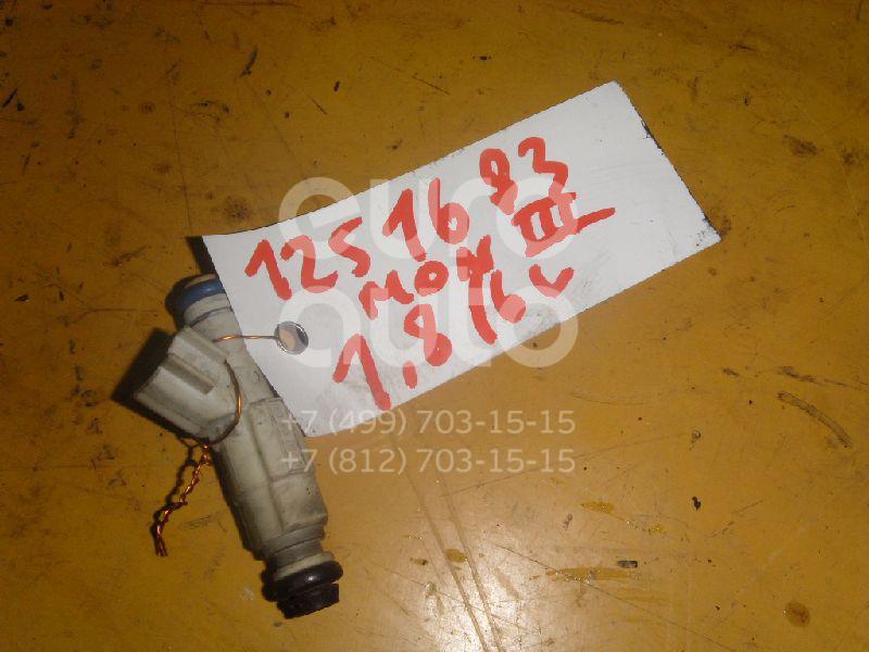 Форсунка инжекторная электрическая для Ford,Mazda Mondeo III 2000-2007;Focus II 2005-2008;C-MAX 2003-2011;Mazda 5 (CR) 2005-2010;Mazda 6 (GG) 2002-2007;Mazda 3 (BK) 2002-2009 - Фото №1