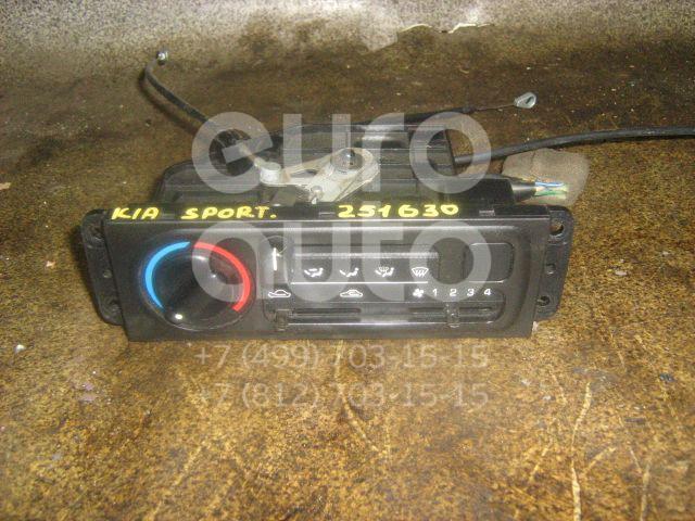 Блок управления отопителем для Kia Sportage 1994-2006 - Фото №1