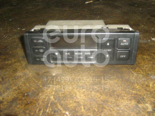 Блок управления климатической установкой для Mazda 626 (GF) 1997-2002 - Фото №1