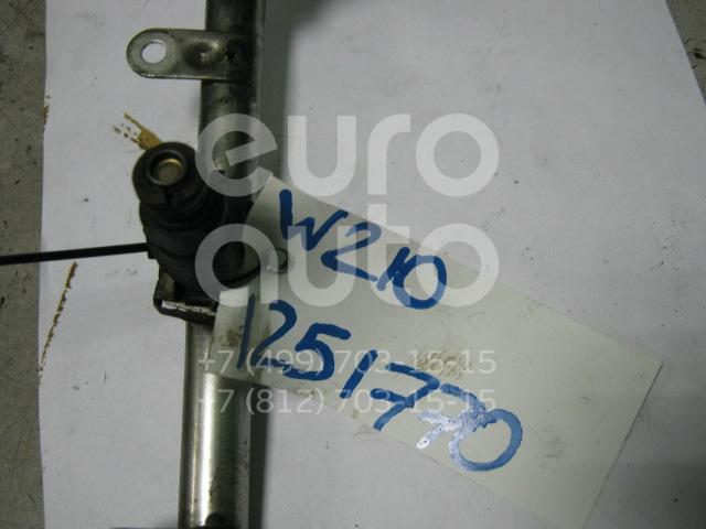 Форсунка инжекторная электрическая для Mercedes Benz W210 E-Klasse 1995-2000;W163 M-Klasse (ML) 1998-2004;W129 1989-2001;W202 1993-2000;W220 1998-2005;C208 CLK coupe 1997-2002;G-Class W463 1989>;W210 E-Klasse 2000-2002 - Фото №1