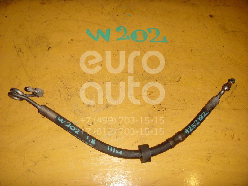 Трубка гидроусилителя для Mercedes Benz W202 1993-2000;C208 CLK coupe 1997-2002 - Фото №1