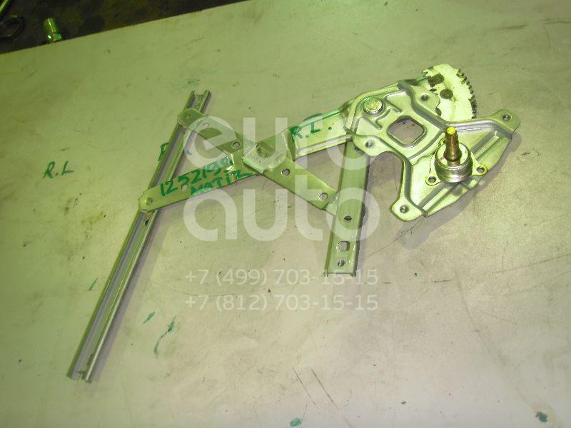 Стеклоподъемник механ. задний левый для Daewoo Matiz 2001> - Фото №1