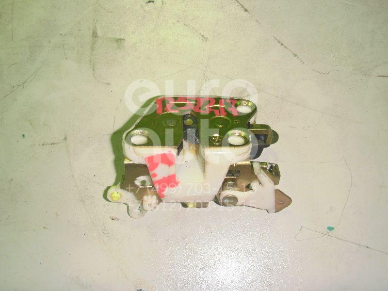 Замок двери задней правой для Daewoo,Chevrolet Matiz 2001>;Matiz (KLYA) 1998>;Spark 2005-2011 - Фото №1
