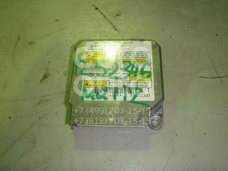 Блок управления AIR BAG для Daewoo Matiz (M100/M150) 1998-2015 - Фото №1