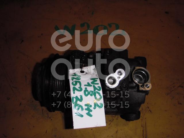Компрессор системы кондиционирования для Mercedes Benz W202 1993-2000 - Фото №1