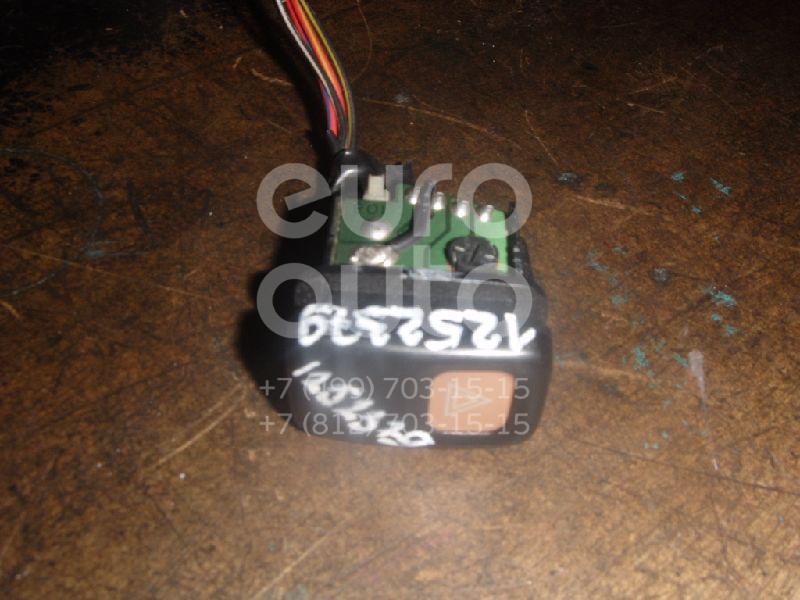 Кнопка аварийной сигнализации для Mazda 626 (GE) 1992-1997;323 (BA) 1994-1998 - Фото №1